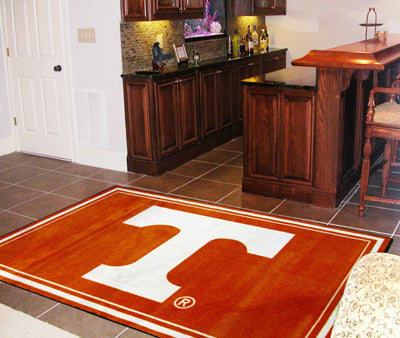 Picture of Tennessee Volunteers 5X8 Rug