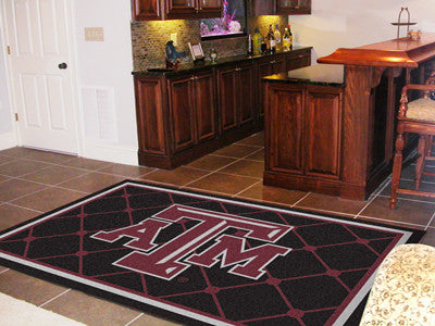 Picture of Texas A&M Aggies 5X8 Rug