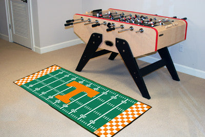 Tennessee Volunteers Football Field Runner