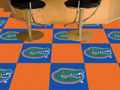 Florida Gators Team Carpet Tiles
