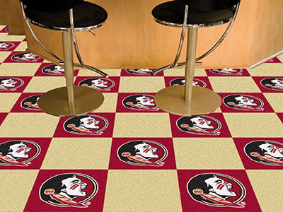 Picture of Florida State Seminoles Team Carpet Tiles