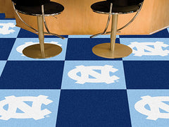 North Carolina Tar Heels Team Carpet Tiles