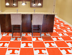 Tennessee Volunteers Team Carpet Tiles