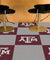 Texas A&M Aggies Team Carpet Tiles