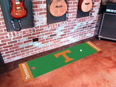 Tennessee Volunteers Putting Green Mat