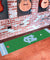 North Carolina Tar Heels Putting Green Mat