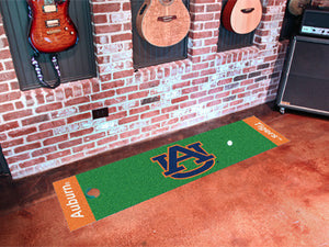 Auburn Tigers Putting Green Mat