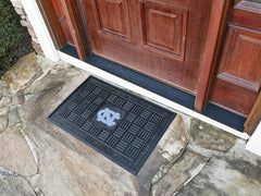 North Carolina Tar Heels Medallion Door Mat