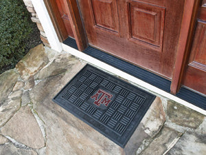 Texas A&M Aggies Medallion Door Mat