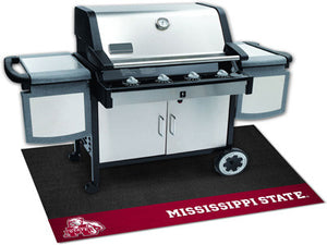 Mississippi State Bulldogs Grill Mat