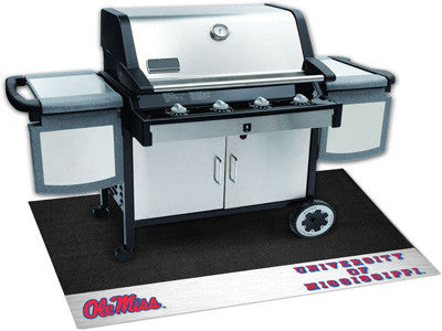 Ole Miss Rebels Grill Mat