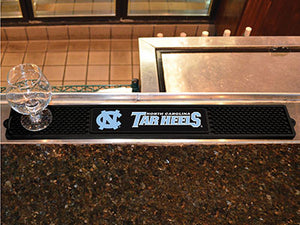 North Carolina Tar Heels Drink Mat