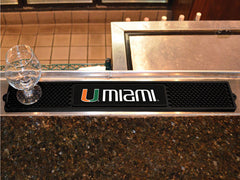 Miami Hurricanes Drink Mat