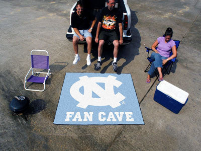 North Carolina Tar Heels Man Cave Tailgater
