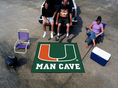 Miami Hurricanes Man Cave Tailgater