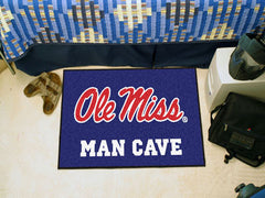 Ole Miss Rebels Man Cave Starter