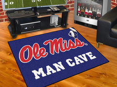 Ole Miss Rebels Man Cave All-Star