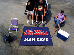 Ole Miss Rebels Man Cave Tailgater