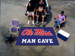 Ole Miss Rebels Man Cave Ultimat