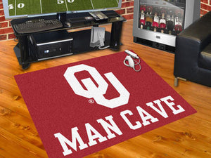 Oklahoma Sooners Man Cave All-Star