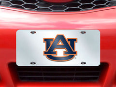Auburn Tigers License Plate-Inlaid