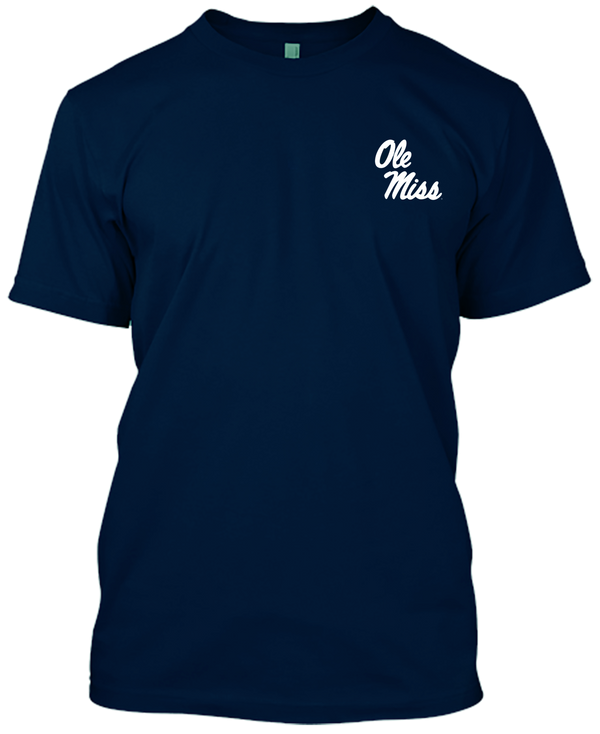 Ole Miss Rebels Straight Outta Oxford Tshirt