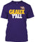 LSU Tigers Geaux Y'all T shirt