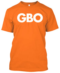 Tennessee Volunteers GBO(Go Big Orange) T shirt - 2 Colors