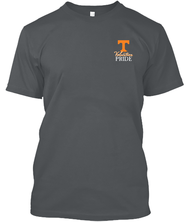 Tennessee Volunteers Pride of the South Tshirt