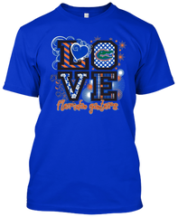 Florida Gators Love T-shirt