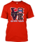 Ole Miss Rebels Love T-shirt