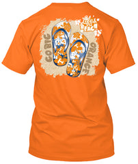 Tennessee Volunteers Life's a Beach T-shirt