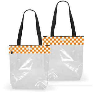 Tennessee Volunteers Clear Tote Bag
