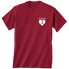 Alabama Crimson Tide Whole Heart T-shirt