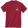 South Carolina Gamecocks Glitter Heart Tshirt