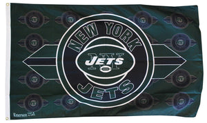 New York Jets NFL Team Flag 3'x5'