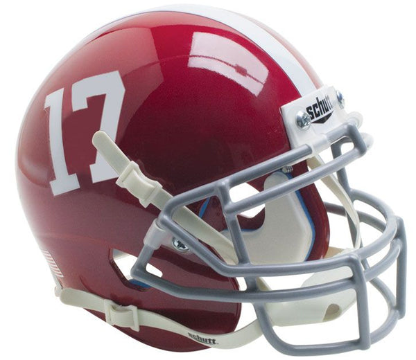 Alabama Crimson Tide Schutt Replica Helmet