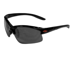 Arkansas Razorbacks Blade Style Sunglasses