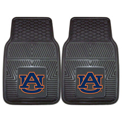 Auburn Tigers 2-Pc Vinyl Car Mat Set