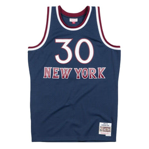 New York Knicks Bernard King Mitchell and Ness Jersey