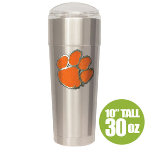 Clemson Tigers 30oz. Stainless Party Cup Mug