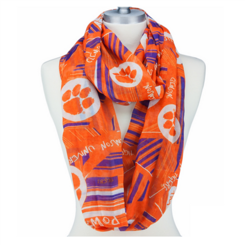 Picture of Clemson Tigers Scarf