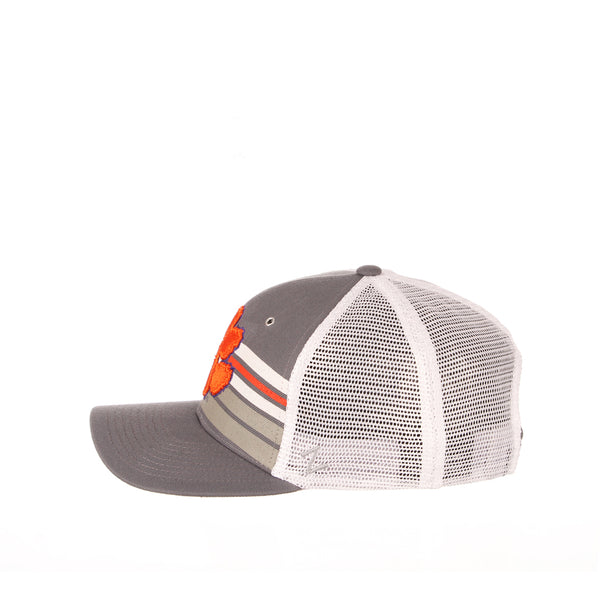 Clemson Tigers Pipeline Trucker Hat