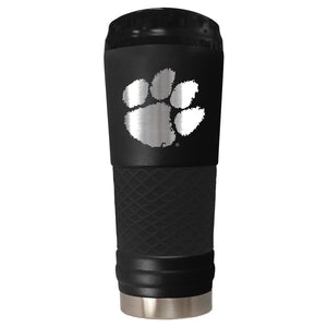 Clemson Tigers 24oz. Stealth Black Cup Mug