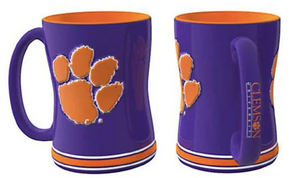 Clemson Tigers 14 oz. Coffee Mug