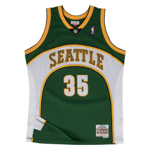 Seattle Supersonics Kevin Durant Mitchell and Ness Jersey