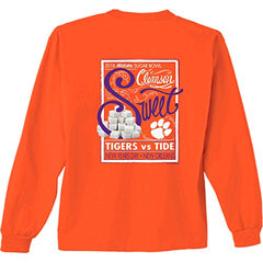 Clemson Tigers 2018 Sugar Bowl Long Sleeve T Shirts - 2 Designs