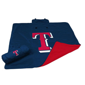 Texas Rangers All-Weather Blanket