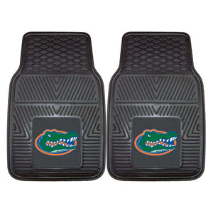 Florida Gators 2-Pc Vinyl Car Mat Set