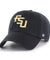 Florida State Seminoles Black Clean-up Hat